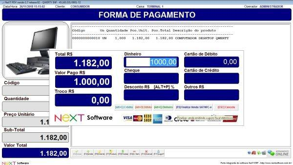 Software pdv
